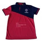 Camiseta Polo del Paris Saint-Germain 18/19 Rojo