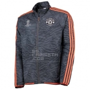 Chaqueta Manchester United 15/16 Gris