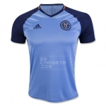 Camiseta New York City Entrenamiento 2016/2017 Azul