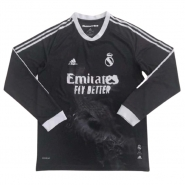 Manga Larga Camiseta Real Madrid Human Race 20-21