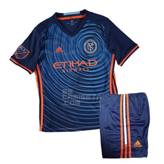 779e065e3976d 2ª Equipación Camiseta New York City 16 17- Niños